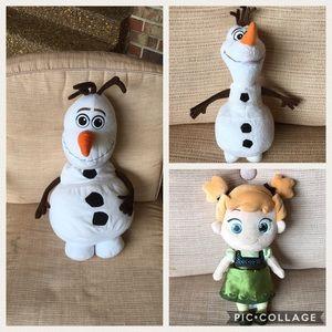 Disney's Frozen ❄️ bundle!
